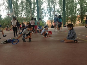 Artists Recreo English´s Fun Salamanca (2)