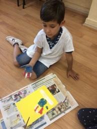 Arts and Crafts infantil E (7)