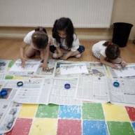 Arts and Crafts infantil Engñish´s Fun, Salamanca (1)