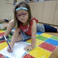 Arts and Crafts infantil Engñish´s Fun, Salamanca (12)