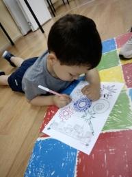 Arts and Crafts infantil Engñish´s Fun, Salamanca (14)