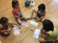 Arts and Crafts infantil Engñish´s Fun, Salamanca (16)