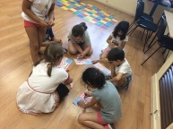 Arts and Crafts infantil Engñish´s Fun, Salamanca (17)