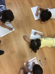 Arts and Crafts infantil Engñish´s Fun, Salamanca (18)