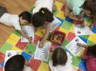 Arts and Crafts infantil Engñish´s Fun, Salamanca (19)