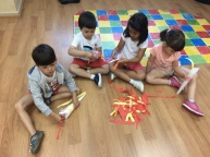 Arts and Crafts infantil Engñish´s Fun, Salamanca (20)