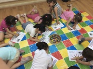 Arts and Crafts infantil Engñish´s Fun, Salamanca (21)