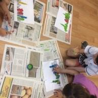 Arts and Crafts infantil Engñish´s Fun, Salamanca (22)