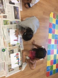 Arts and Crafts infantil Engñish´s Fun, Salamanca (23)