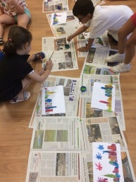 Arts and Crafts infantil Engñish´s Fun, Salamanca (24)