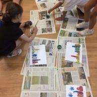 Arts and Crafts infantil Engñish´s Fun, Salamanca (24)