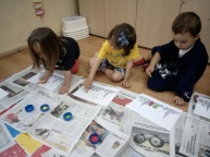 Arts and Crafts infantil Engñish´s Fun, Salamanca (3)