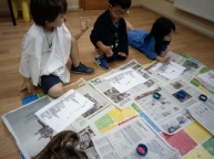 Arts and Crafts infantil Engñish´s Fun, Salamanca (4)