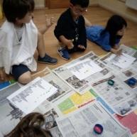 Arts and Crafts infantil Engñish´s Fun, Salamanca (4)