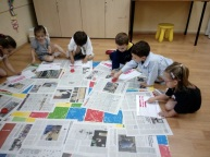 Arts and Crafts infantil Engñish´s Fun, Salamanca (5)