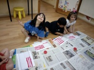 Arts and Crafts infantil Engñish´s Fun, Salamanca (6)