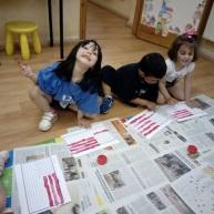 Arts and Crafts infantil Engñish´s Fun, Salamanca (6)
