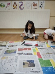 Arts and Crafts infantil Engñish´s Fun, Salamanca (7)