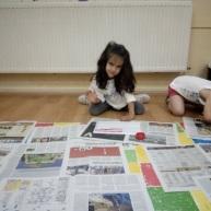 Arts and Crafts infantil Engñish´s Fun, Salamanca (7)