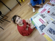 Arts and Crafts infantil Engñish´s Fun, Salamanca (8)