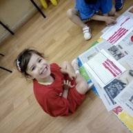 Arts and Crafts infantil Engñish´s Fun, Salamanca (8)