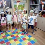Arts and Crafts infantil Engñish´s Fun, Salamanca (9)