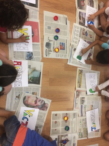 Arts and Crafts Infantil Englis´s Fun Salamanca (1)