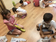 Arts and Crafts Infantil Englis´s Fun Salamanca (11)