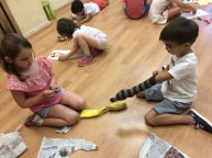 Arts and Crafts Infantil Englis´s Fun Salamanca (12)