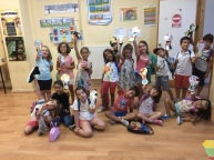 Arts and Crafts Infantil Englis´s Fun Salamanca (16)