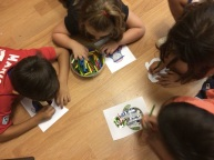 Arts and Crafts Infantil Englis´s Fun Salamanca (17)