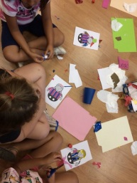 Arts and Crafts Infantil Englis´s Fun Salamanca (19)