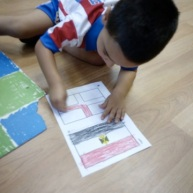Arts and Crafts Infantil Englis´s Fun Salamanca (2)