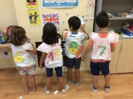 Arts and Crafts Infantil Englis´s Fun Salamanca (20)