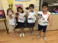 Arts and Crafts Infantil Englis´s Fun Salamanca (21)