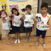 Arts and Crafts Infantil Englis´s Fun Salamanca (21)