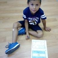 Arts and Crafts Infantil Englis´s Fun Salamanca (26)