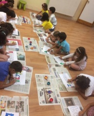 Arts and Crafts Infantil Englis´s Fun Salamanca (28)