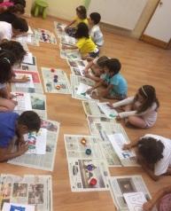 Arts and Crafts Infantil Englis´s Fun Salamanca (28)