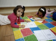 Arts and Crafts Infantil Englis´s Fun Salamanca (5)