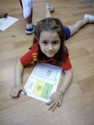 Arts and Crafts Infantil Englis´s Fun Salamanca (6)