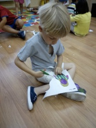 Arts and Crafts Infantil Englis´s Fun Salamanca (8)