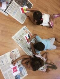 Arts and Crafts Infantil Englis´s Fun Salamanca (9)