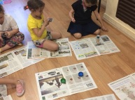 Arts and Crafts Infantil English´s Fun Salamanca (1)