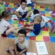 Arts and Crafts Infantil English´s Fun Salamanca (10)