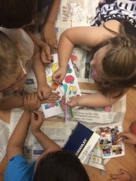 Arts and Crafts Infantil English´s Fun Salamanca (12)