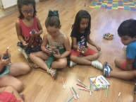 Arts and Crafts Infantil English´s Fun Salamanca (13)