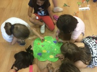 Arts and Crafts Infantil English´s Fun Salamanca (14)