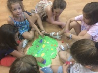Arts and Crafts Infantil English´s Fun Salamanca (15)