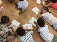 Arts and Crafts Infantil English´s Fun Salamanca (2)